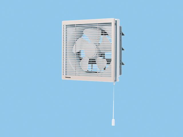 【事務所用・居室用換気扇】【インテリア型換気扇】【別売ルーバー組合せ】FY-25VE5-04
