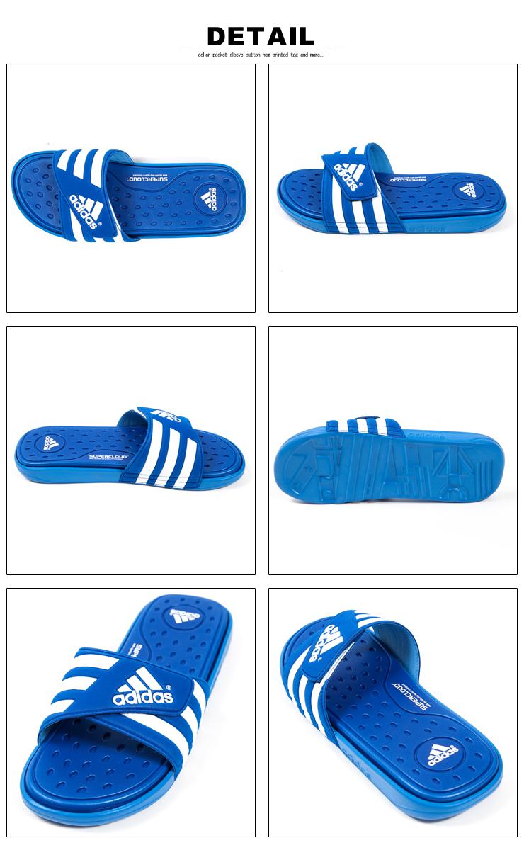 fd74d0443 Adidas Adissage Pool Shoes Mens - Style Guru  Fashion