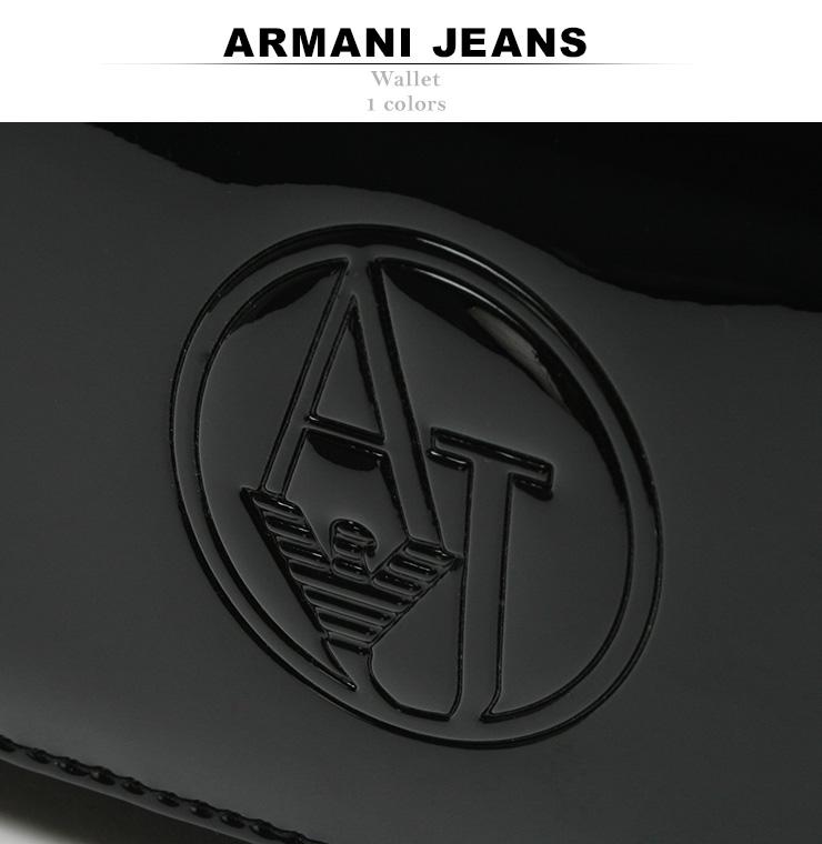 ARMANI JEANSアルマーニジーンズ長財布 小銭入れ付 ブランド 小物 ブランド 雑貨 ファッション雑貨 小物 サイフ ウォレット05V40 RJoBerxdC