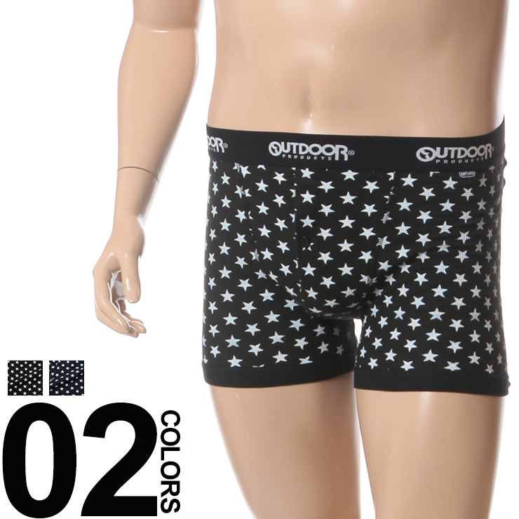 save off best online how to choose Large size men's OUTDOOR (outdoor) star thermal pattern Boxer shorts [3 L 4  l 5 l 6 l] inner star patterned underwear underwear brand stretch pants ...