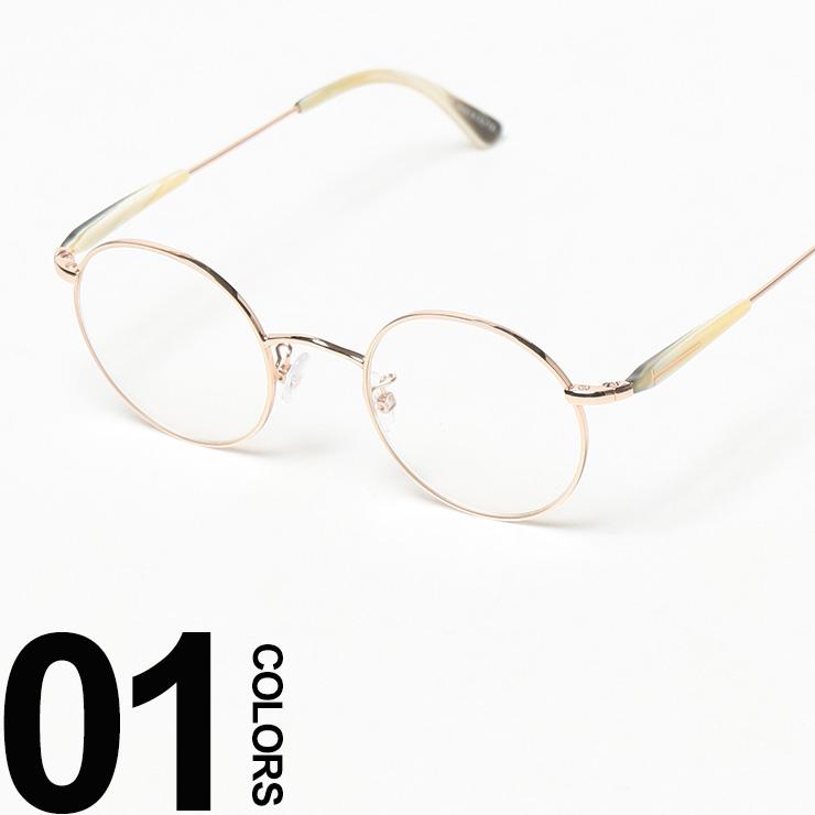 トムフォード TOM FORD ロゴ ラウンドフレーム アイウェア ブランド メンズ 男性 カジュアル ギフト プレゼント ラッピング 贈り物 眼鏡 メガネ TF5344028 【dl】brand