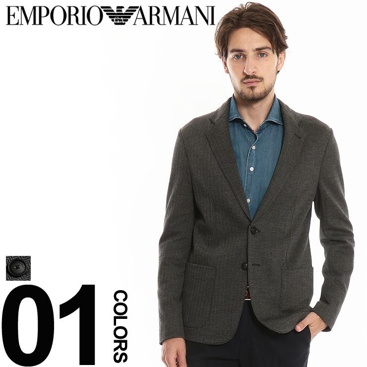 新発売 エンポリオ ARMANI 2B アルマーニ ジャケット メンズ EMPORIO ARMANI テーラード ヘリンボン シングル 2B 2ツ釦 exclusive fabric メンズ ブランド 紳士 ビジネス EA11G87S11S68:ゼンオンライン店, あるやん:bd85de76 --- nagari.or.id