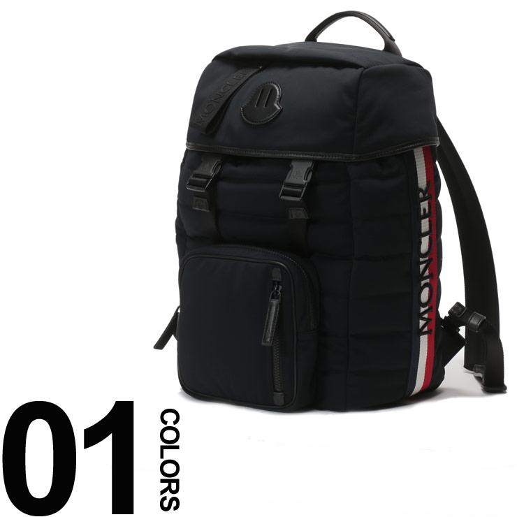 モンクレール バックパック MONCLER トリコロール フラップ リュックサック デイパック ブランド メンズ レディース 鞄 バッグ MC0062900539AX