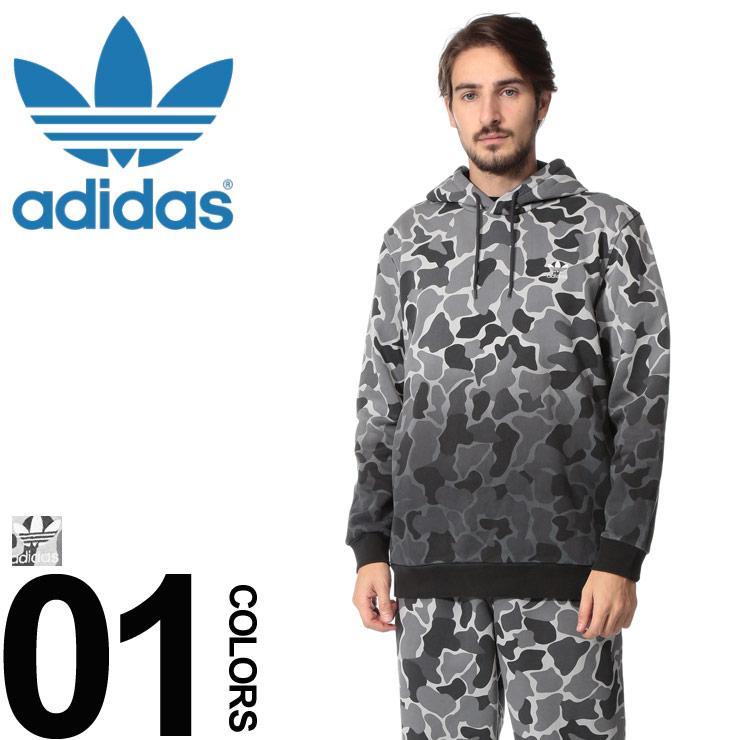 best service 3c501 28db9 Adidas originals adidas originals parka sweat shirt camouflage camouflage  gradation pullover CAMO HOODIE men tops pull parka ADDH4807