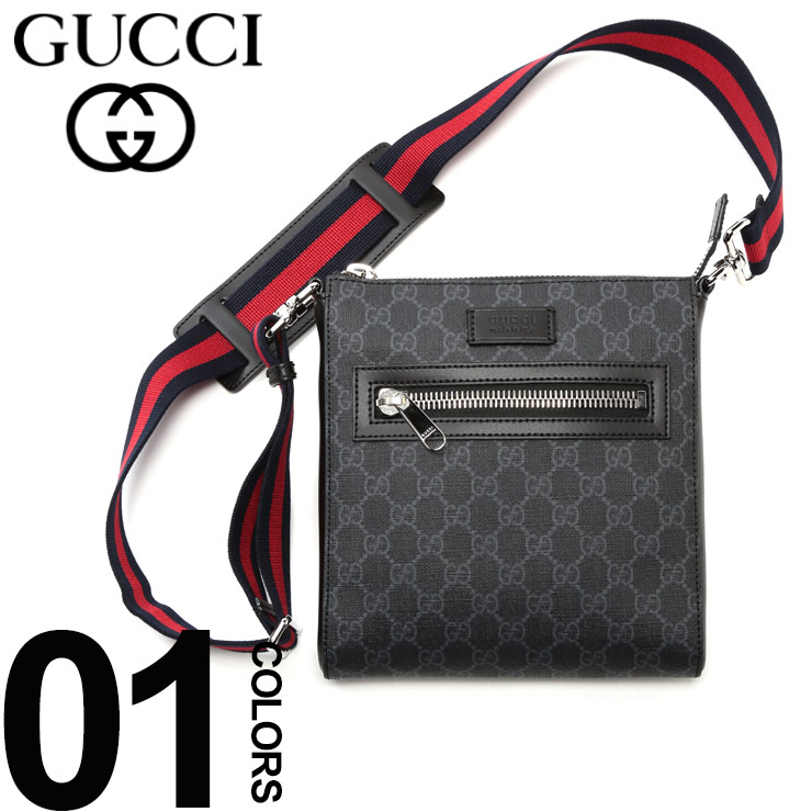 グッチ GUCCI ショルダーバッグ GGスプリーム キャンバス ウェブベルト スモール ブランド レディース メンズ メッセンジャーバッグ 鞄 GC523599K5RLN