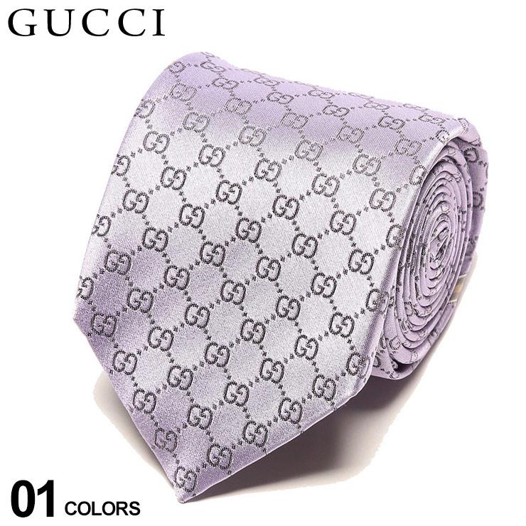 グッチ ネクタイ GUCCI シルク100% GGロゴ PURPLE ブランド メンズ 紳士 タイ シルク ビジネス ギフト GC4565205361 SALE_6_d