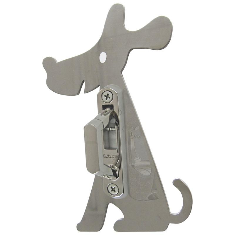 送料無料 / リード紐をしっかりロック / リードフック ホルダースタイル ポップシットA 犬用 / リード リーシュ / かわいい おしゃれ 玄関 庭 エクステリア / 小型犬 中型犬 大型犬