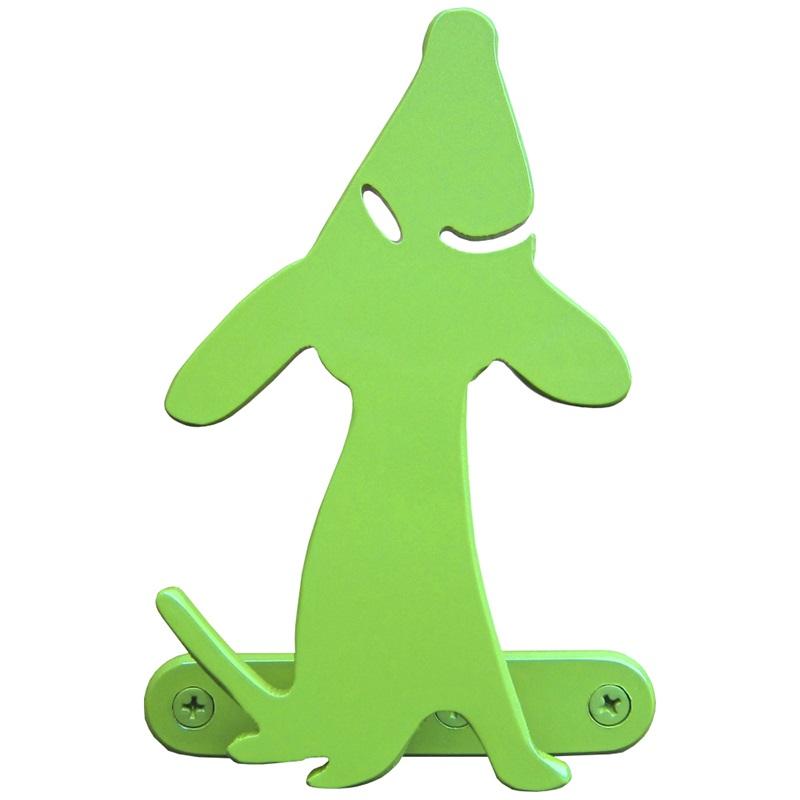 送料無料 / リードフック モダンスタイル ポップシットカラーB 機能性とデザインを兼ね備え / リード リーシュ / 簡単取付 かわいい おしゃれ 玄関 庭 エクステリア / 小型犬 中型犬 大型犬
