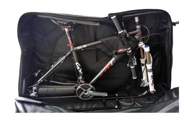 【輪行バッグ】【ホイールバッグ付】ALERO アレーロ ロード・MTB(マウンテンバイク)用キャリーバック ホイールバック2本・キャスター付(SCICON/シーコンをお求めの方にもオススメ)(台湾ラピッドホライゾン社製のブランドです)