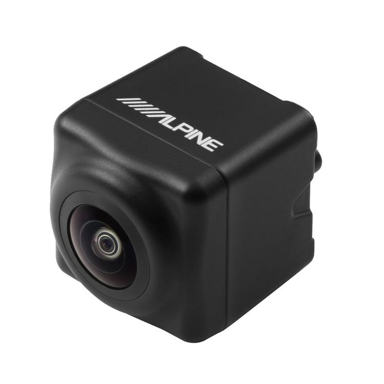 ALPINE/アルパイン N-BOXカスタム専用ステアリング連動バックビューカメラ (黒) SGS-C1000D-NBC 4958043112371