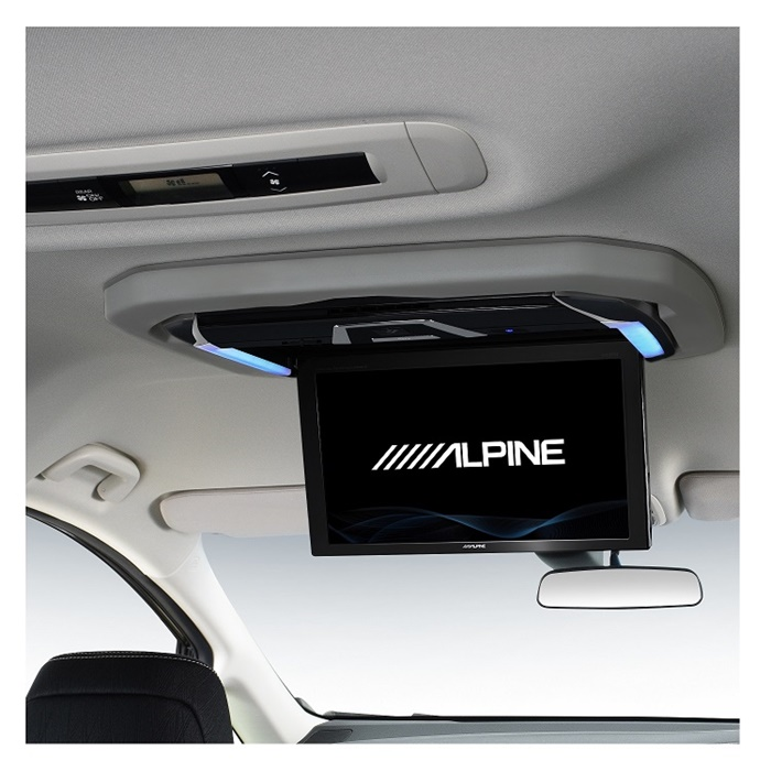 ALPINE/アルパイン オデッセイ専用 12.8型リアビジョン用パーフェクトフィット KTX-H2005VG 4958043282319