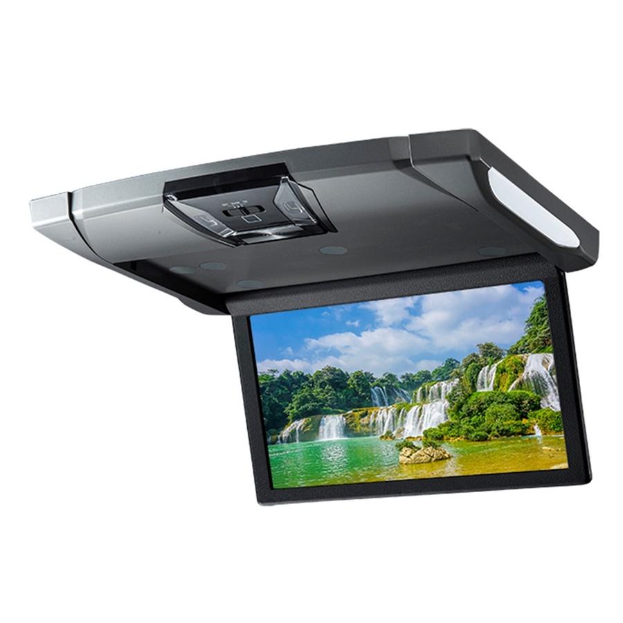 延長保証対応店 ALPINE(アルパイン) 10.1型 WSVGA液晶 ルームライト有り HDMI入力付き スリムリアビジョン 後席モニター シルバー RSH10XS-R-S