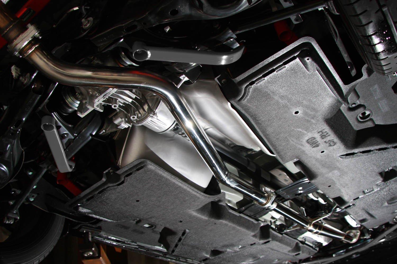 オートエクゼ エグゾーストチャンバーキット アテンザ GJ2FP MGJ8400