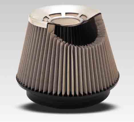 BLITZ コアタイプエアクリーナー SUS POWER ミツビシ eKアクティブ 04/05- H81W 3G83 26078