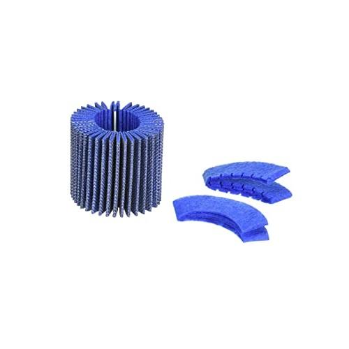 BLITZ 交換用フィルター SUSパワーLM オンライン限定商品 ブルー 製品コード55997 おトク 4コア用 E3