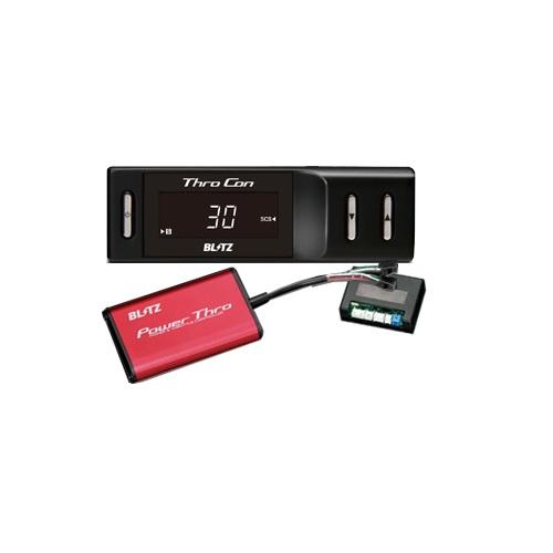 BLITZ Power Thro パワースロットルコントローラー トヨタ ZN6 年式(西暦)12/04- FA20 M/C前後 MT/AT共通 製品コードBPT07