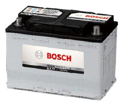 BOSCHジャパン正規品 シルバーバッテリー (74Ah) SLX-7F