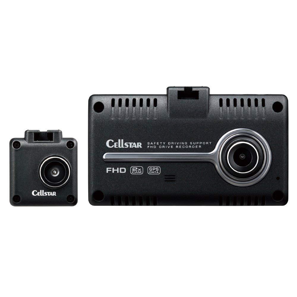 セルスター工業 ドライブレコーダー CSD-790FHG 4962886015249