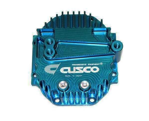 CUSCO/クスコ 容量アップデフカバー ブルー トヨタ/スバル 86/BRZ ZN6/ZC6 品番965 008 AL