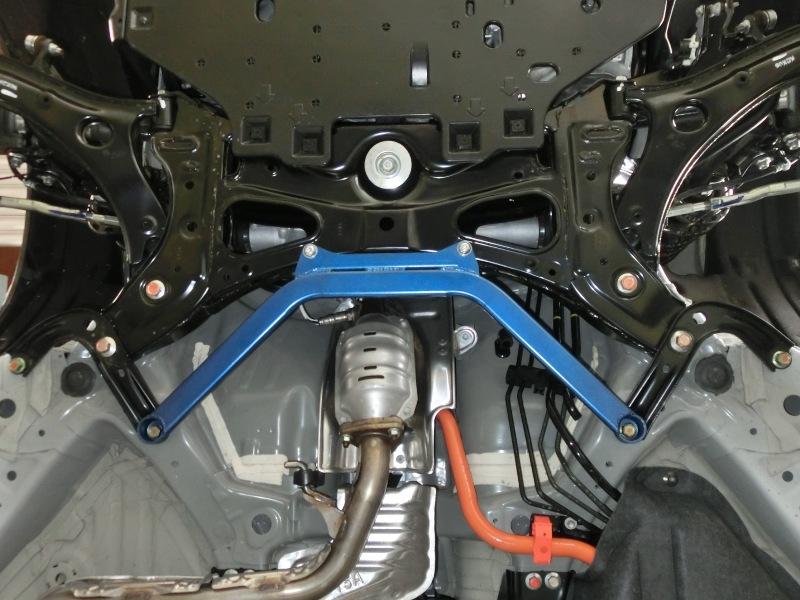 CUSCO Cusco power racing / front Honda Vesel 1.5 L hybrid FF RU3 3A4 492 F 0824 Rakuten card Division