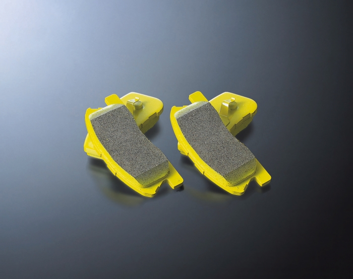 D-SPORT/Dスポーツ ブレーキパッド[コンペティション] Fパッド ブーンX4 M312S 年式06.03~ 品番04491-C021