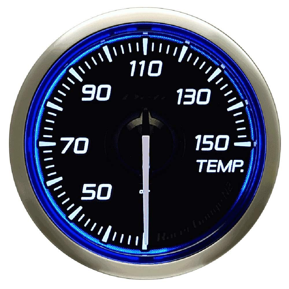 (エントリーでポイント3倍)日本精機 Defi (デフィ) メーター【Racer Gauge N2】52φ 温度計 DF16301