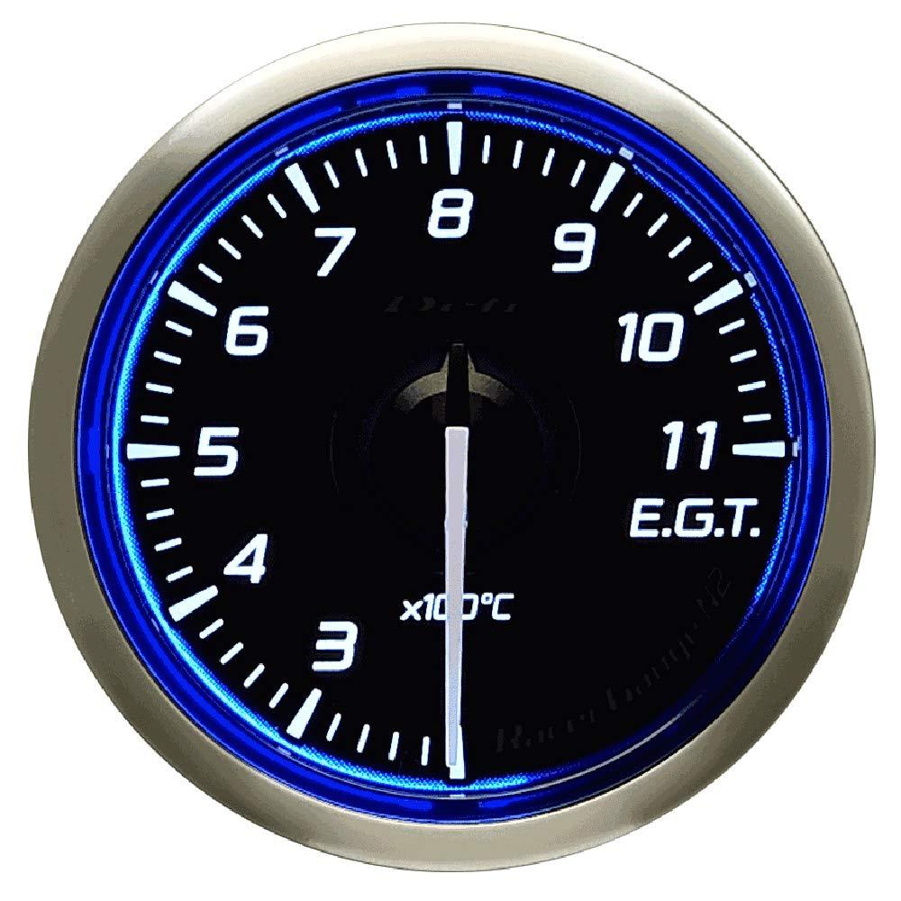 (エントリーでポイント3倍)日本精機 Defi (デフィ) メーター【Racer Gauge N2】52φ 排気温度計 DF16401