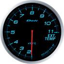 令和初日限定セール!買うなら5/1!24h限定エントリーでポイント4倍確定 日本精機 メーター Defi-Link ADVANCE BF  排気温度計 ブルー DF10603