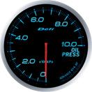 売れ筋 日本精機 メーター Defi-Link ADVANCE 高品質 BF DF10203 ブルー 油圧計