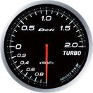 ギフ_包装 品質検査済 日本精機 メーター Defi-Link ADVANCE BF ホワイト 200kpa ターボ計 DF09901