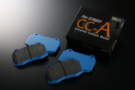 ENDLESS エンドレス ブレーキパッド CCA フロント EP430CCA スズキ スプラッシュ H20.8~ 排気量1300 XB32S
