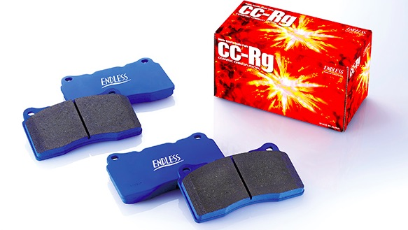 ENDLESS ブレーキパッド CCRG RCP089 CCRG レーシングキャリパー用 RCP089CCRG