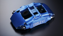 ENDLESS ブレーキキャリパー システムインチアップキット RacingBIG4(リア専用) 355×32 ニッサン フェアレディZ Z34(Version ST・Version S) ECCXZ34