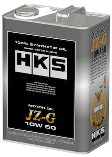 HKS スーパーオイル JZ-G 10W-50 4L 52001-AK052 3缶セット 4957266454909
