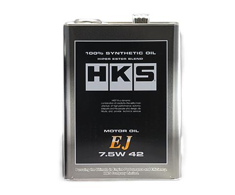 HKS スーパーオイル EJ 7.5W-42 4L 6缶セット