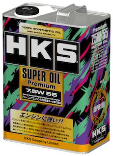 HKS スーパーオイル プレミアム 7.5W-55 1L 52001-AK098 6缶セット 4957266455470