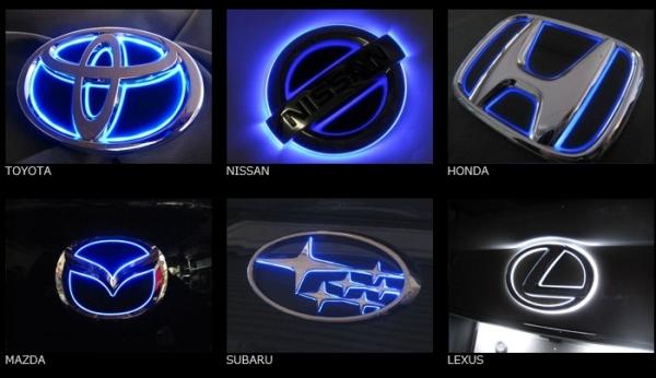 <title>Junack ジュナック LEDトランスエンブレム リア 予約販売品 ホンダ ステップワゴン 05.05~09.09 RG LTE-H5</title>
