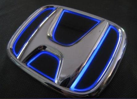 Junack LEDトランスエンブレム フロント ホンダ ライフ LTEH9 アウトレットセール 特集 JC1 08.11~10.10 2020春夏新作 2