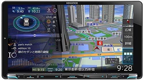 ケンウッド9インチハイビジョン彩速ナビゲーションシステム MDV-M906HDL