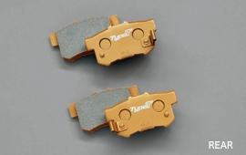 【メーカー直送品】無限 ブレーキパッド タイプ ツーリング リア オデッセイ RC1/RC2 K24W 14/05~ 43022-XLS-K000
