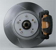 【メーカー直送品】無限 ブレーキローター フロント シビック EP3 45250-XK2-K0S0