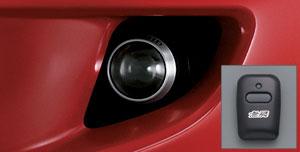 【メーカー直送品】無限 HIDフォグライト ホワイトHIDフォグライト 08V31-XG8-HW01