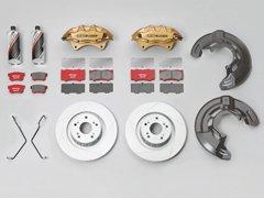 【メーカー直送品】無限 ブレーキシステム ゴールド TypeS シビックタイプR FD2 45000-XKPE-K0S0-GL