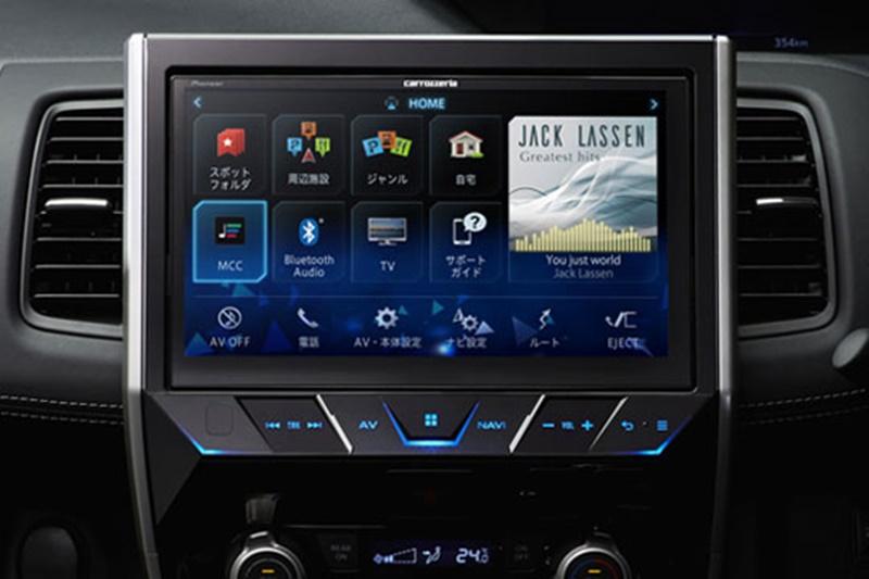 パイオニア 10V型ワイドXGA地上デジタルTV/DVD-V/CD/Bluetooth/USB/SD/チューナー・DSP AV一体型メモリーナビゲーション AVIC-CE902SE 4988028402364