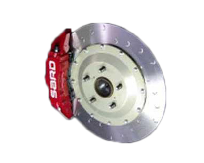 SARD モノブロックキャリパーキット(alcon社製) LEXUS GS460 URS190 1UR-FSE 68400