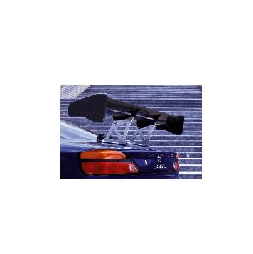 SARD GT WING TYPE-R 1320mm カーボン平織 BK Mid 品番60915CB