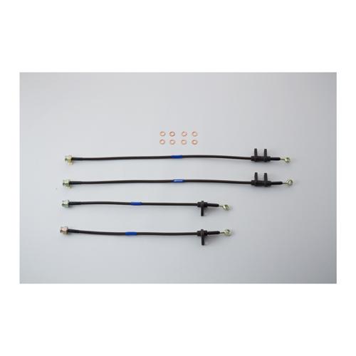 【メーカー直送品】SPOON ブレーキホースセット 01460-EG6-000 HONDA シビック EG6