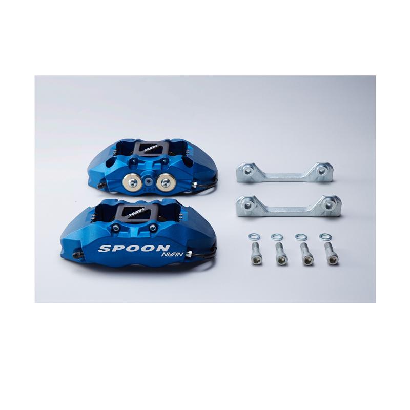 【メーカー直送品】SPOON モノコックキャリパーセット 45020-MBF-G01 HONDA シビック EK9