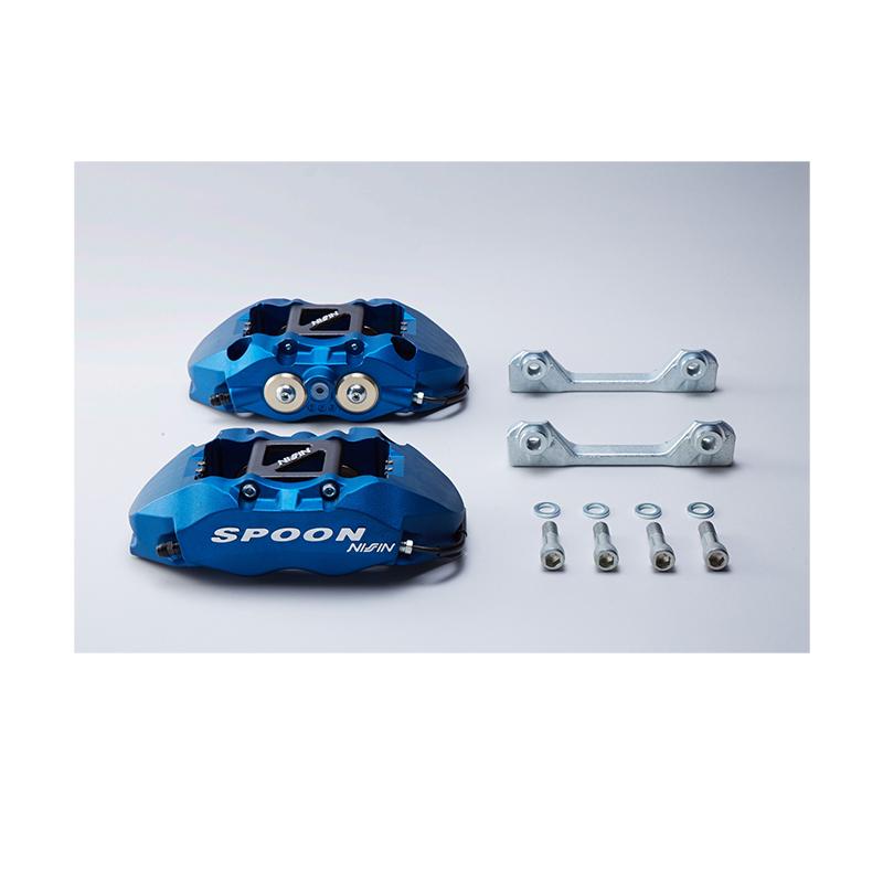【メーカー直送品】SPOON モノコックキャリパーセット 45020-MBR-G02 HONDA シビック EP3