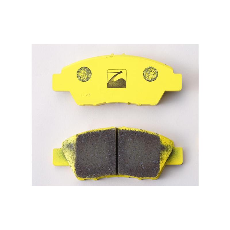 【メーカー直送品】SPOON ブレーキパッド、FRONT 45022-FD2-000 HONDA シビック FD2
